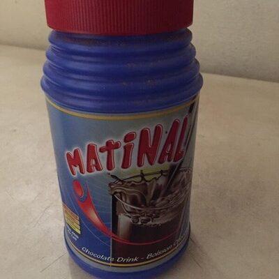 Matinal - Boisson chocolatée