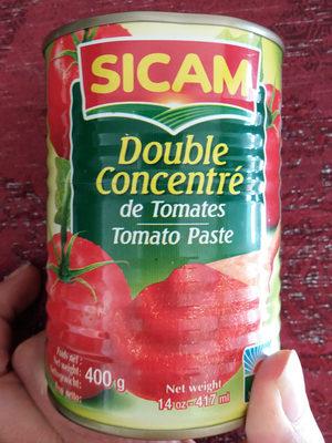 Tomates Sicam Double Concentré (400G)