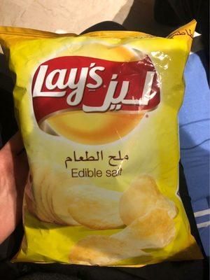 Lay's Edible Salt