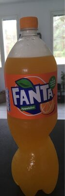 Fanta Appelsiini