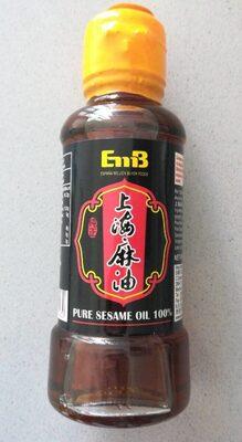 Pure sesame oil 100%