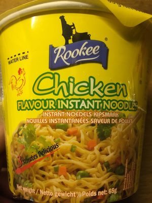 Discount Rookee Cup Noodles Med Kylling