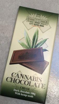Chocolat Cannabis