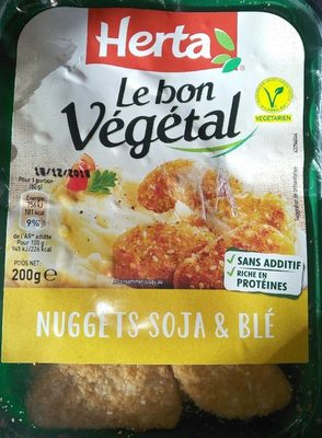 Nuggets soja & blé