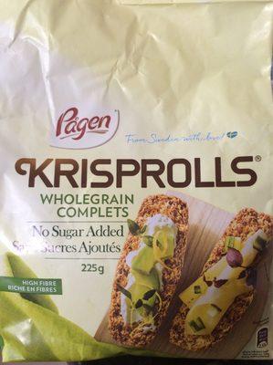 Krisprolls complets