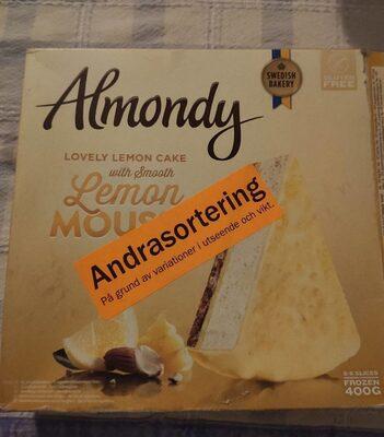 Almondy Lemon Mousse