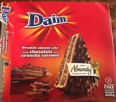 Cake Daim