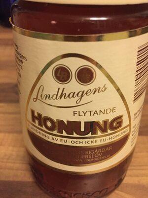 Lindhagens flytande honung
