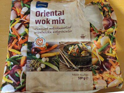 Oriental wok mix