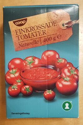 Finkrossade Tomater