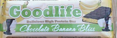 Chocolate Banana Bliss
