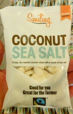 Coconut Sea Salt
