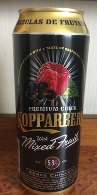 Koppaberg mixed fruit