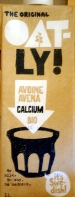 Oatlty avoine calcium bio