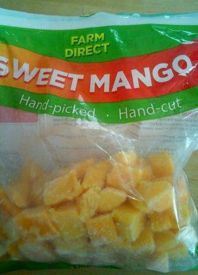 Sweat mango