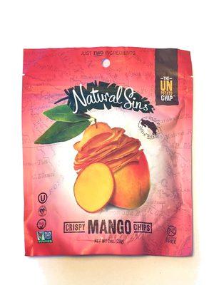 Crispy Mango Chips