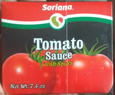 Tomato Sauce with Spices