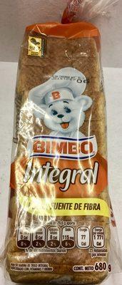 PAN INTEGRAL BIMBO