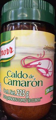 CALDO DE CAMARON EN POLVO