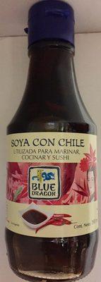 SALSA SOYA CON CHILE