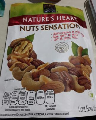 nuts sensation
