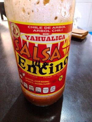Encino, salsa