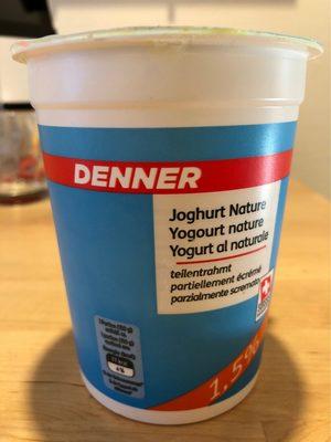 Joghurt, Nature 1,5% Fett