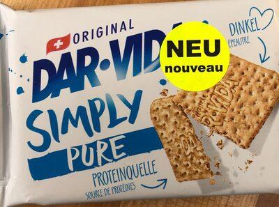 Dar vida simply pure