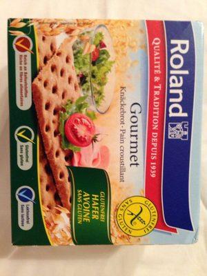 Pain Croustillant Gourmet S / Gluten 230 g, 5 Paquets