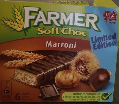 Soft Choc Marroni, Marroni