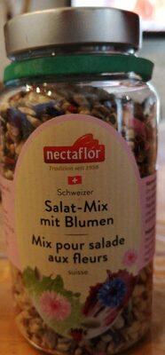Mix pour salade aux fleurs