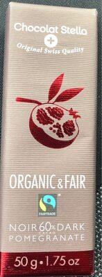 Noir 60% pomegranate