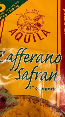 Aquila Safran 5X130MG