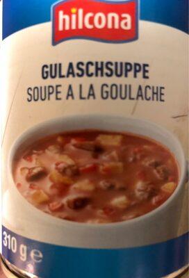 Soupe à la goulache