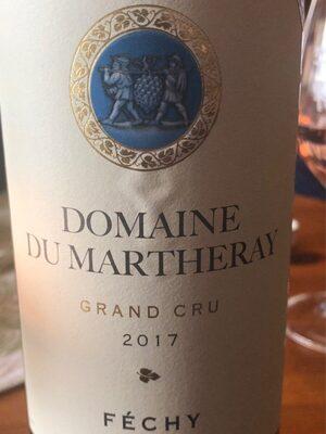 Domaine du Martheray