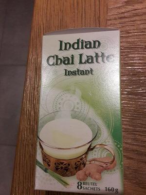 Indian chai latte instant