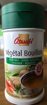 Oswald végétal bouillon