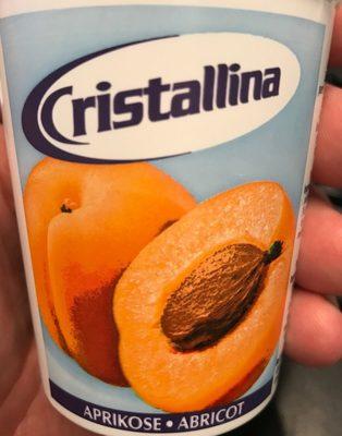 Jogourt abricot