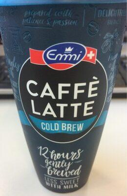 Caffè Latte Cold Brew