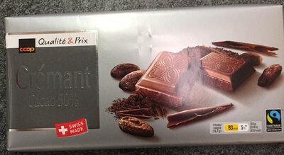 Qualité&Prix : Crémant : Cacao 50%