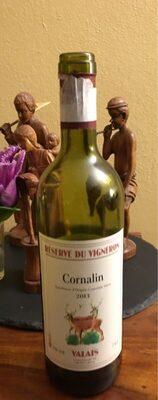 Cornalin vin