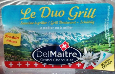 Le duo grill