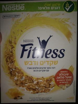 Nestle Fitness Honey & Almonds