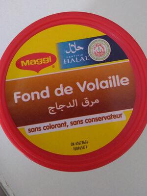 110G Fond Volaille Halal