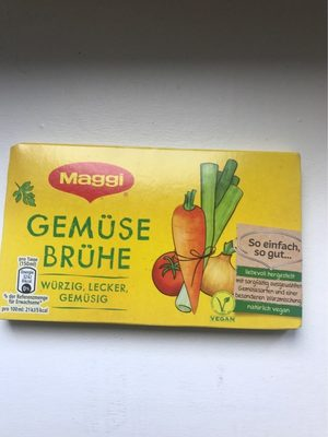 Gemüse Brühe, Würzig, Lecker, Gemüsig