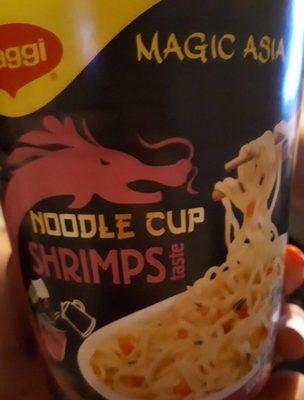Noodle Cup Shrimps