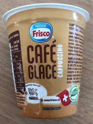 Café glacé Cappuchino