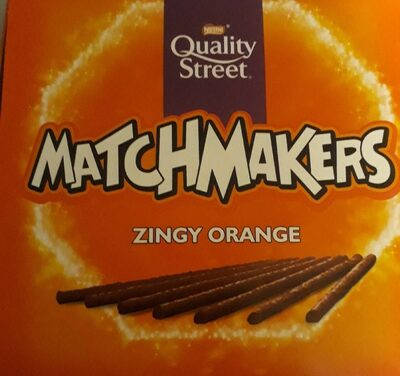 MatchMakers - Zingy Orange