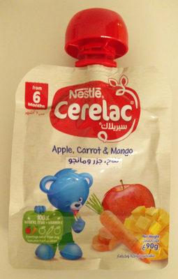 Cerelac Apple, Carot & Mango
