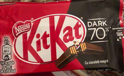 Kit Kat Dark 70%